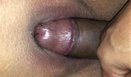 PLAYING WITH MY PUSSY FUCK AND CREAMPIE