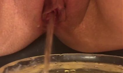 Enjoy My Piss in Slow Motion