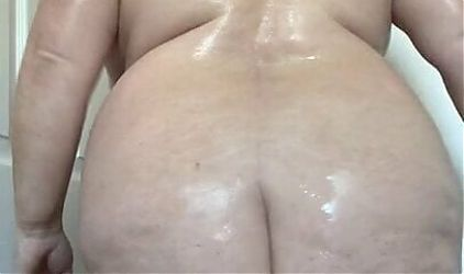 BBW PAWG – Huge breasts, belly, nipples, Ass, jiggling them all