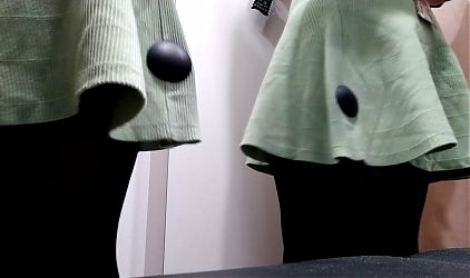 My Fat Ass in Pantyhose is Back in the Fitting Room