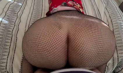 Booty Puffy Pussy Fuck-4